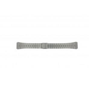 Correa de reloj 41020-1-18 Metal Plateado 18mm