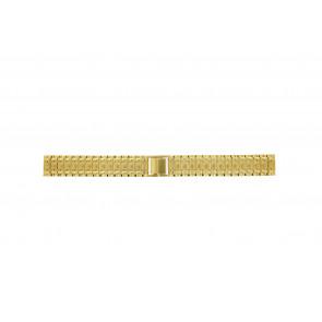 Correa de reloj  41559.1.16 Metal Chapado en oro 16mm
