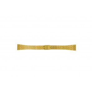 Correa de reloj 42522.5.16 Metal Chapado en oro 16mm