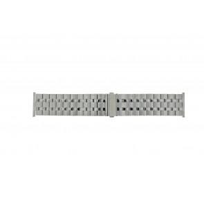 Other brand correa de reloj Pebro 434-30 Metal Plateado 30mm