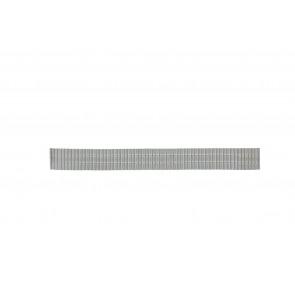Correa de reloj 551129-18 Metal Plateado 18mm