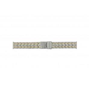 Other brand correa de reloj Pebro 928-20 Metal Bicolor 20mm