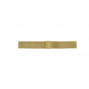 Other brand correa de reloj Pebro-936-20 Metal Chapado en oro 20mm