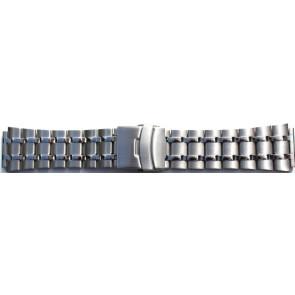Correa de reloj CM3025-28 Metal Acero inoxidable 28mm