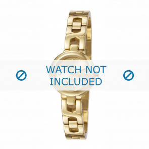 Esprit correa de reloj ES107212-003   Metal Dorado