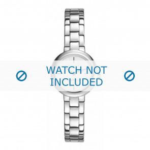 Esprit correa de reloj ES107212-004 Metal Plateado
