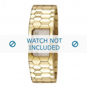 Esprit correa de reloj ES107882-002 Metal Dorado