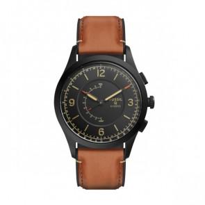 Reloj de pulsera Fossil FTW1206 Analógico Connected Hybrid Unisexo