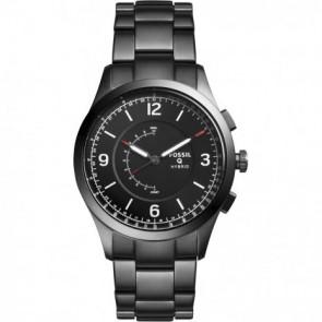 Reloj de pulsera Fossil FTW1207 Analógico Connected Hybrid Hombres