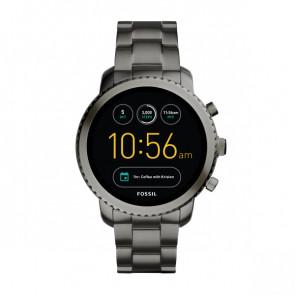 Reloj de pulsera Fossil FTW4001 Q Explorist horloge Digital Digital Smartwatch Hombres