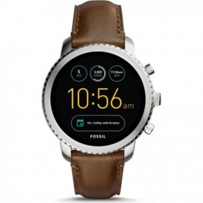 Reloj de pulsera Fossil FTW4003 Digital Digital Smartwatch Hombres
