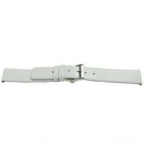 Correa de reloj blanco 24mm EX-I510