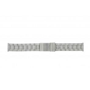 Morellato correa de reloj ST0420 Metal Plateado 20mm