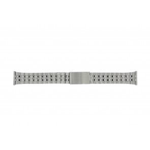 Morellato correa de reloj ST1520 Metal Plateado 20mm