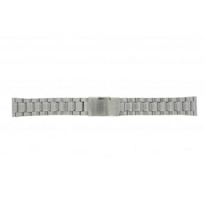 Other brand correa de reloj ST22Z Metal Plateado 22mm