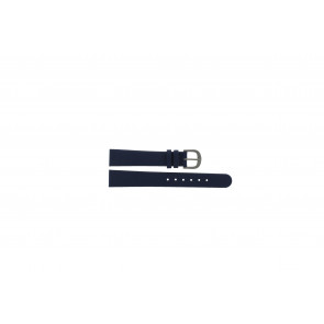 Danish Design correa de reloj ADDBE14 Piel Azul 14mm