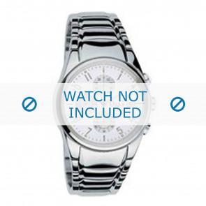 Dolce & Gabbana correa de reloj 3719770110 Metal Plateado