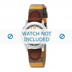 Esprit correa de reloj ES106414-40GG Cuero Amarillo