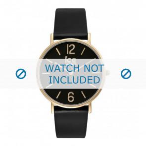 Ice Watch correa de reloj CT.BGD.36.L.16 Cuero Negro 18mm