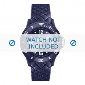 Ice Watch correa de reloj 007270  Cuero Azul  17mm