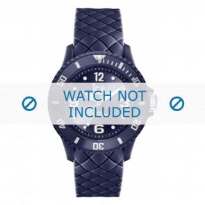 Ice Watch correa de reloj 007271 Cuero Azul  20mm + costura predeterminada