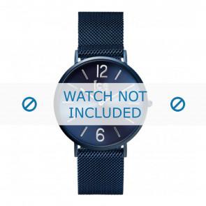 Ice Watch correa de reloj 012712 / 012713 Metal Azul  20mm