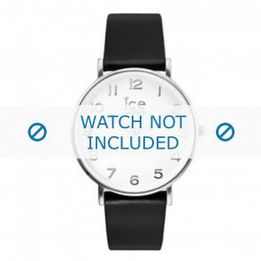 Ice Watch correa de reloj ct-bsr-36-l-16 Cuero Negro 18mm