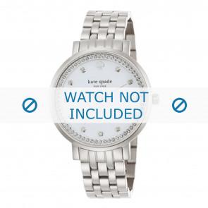 Kate Spade New York correa de reloj 1YRU0820 / MONTEREY Metal Plateado