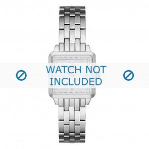 Kate Spade New York correa de reloj KSW1114 / WASHINGTON SQUARE Metal Plateado