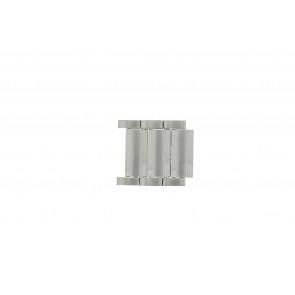 Diesel DZ1251 Enlaces Acero Plateado 26mm (3 piezas)