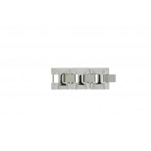DKNY NY8545 Enlaces Acero Plateado 18mm (3 piezas)
