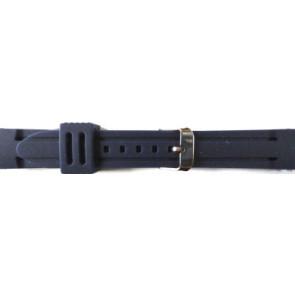 Correa de reloj Goma 26mm Azul PVK DS253