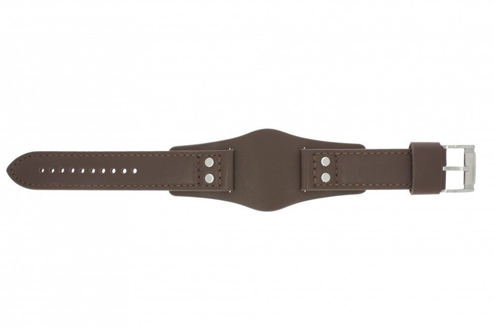 7e0712dbf65a Correa de reloj Fossil CH2565 Cuero Marrón 22mm
