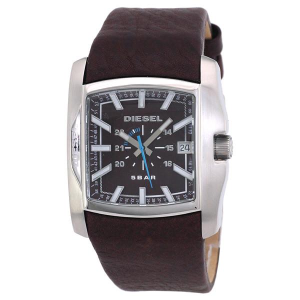 049c6b954649 Correa de reloj Diesel DZ1179 Cuero Marrón 29mm