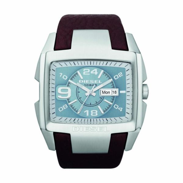 Correa de reloj Diesel DZ4246 Cuero Marrón 32mm 782dc76faff4