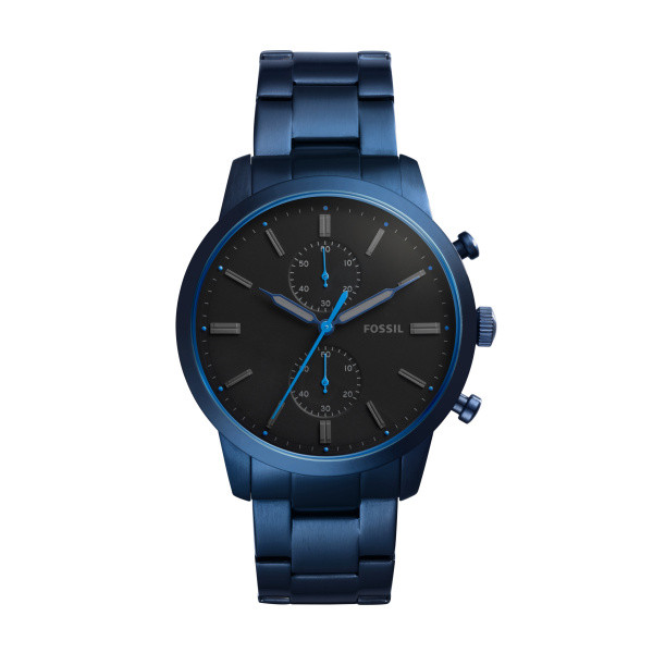 8d9e064bc557 Reloj de pulsera Fossil FS5345 Analógico Reloj cuarzo Hombres