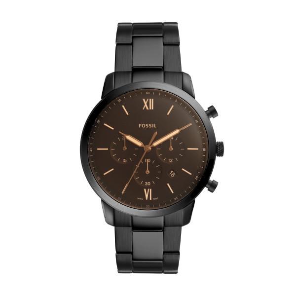 90374a3323d9 Reloj cuarzo Fossil FS5525 Hombres Negro