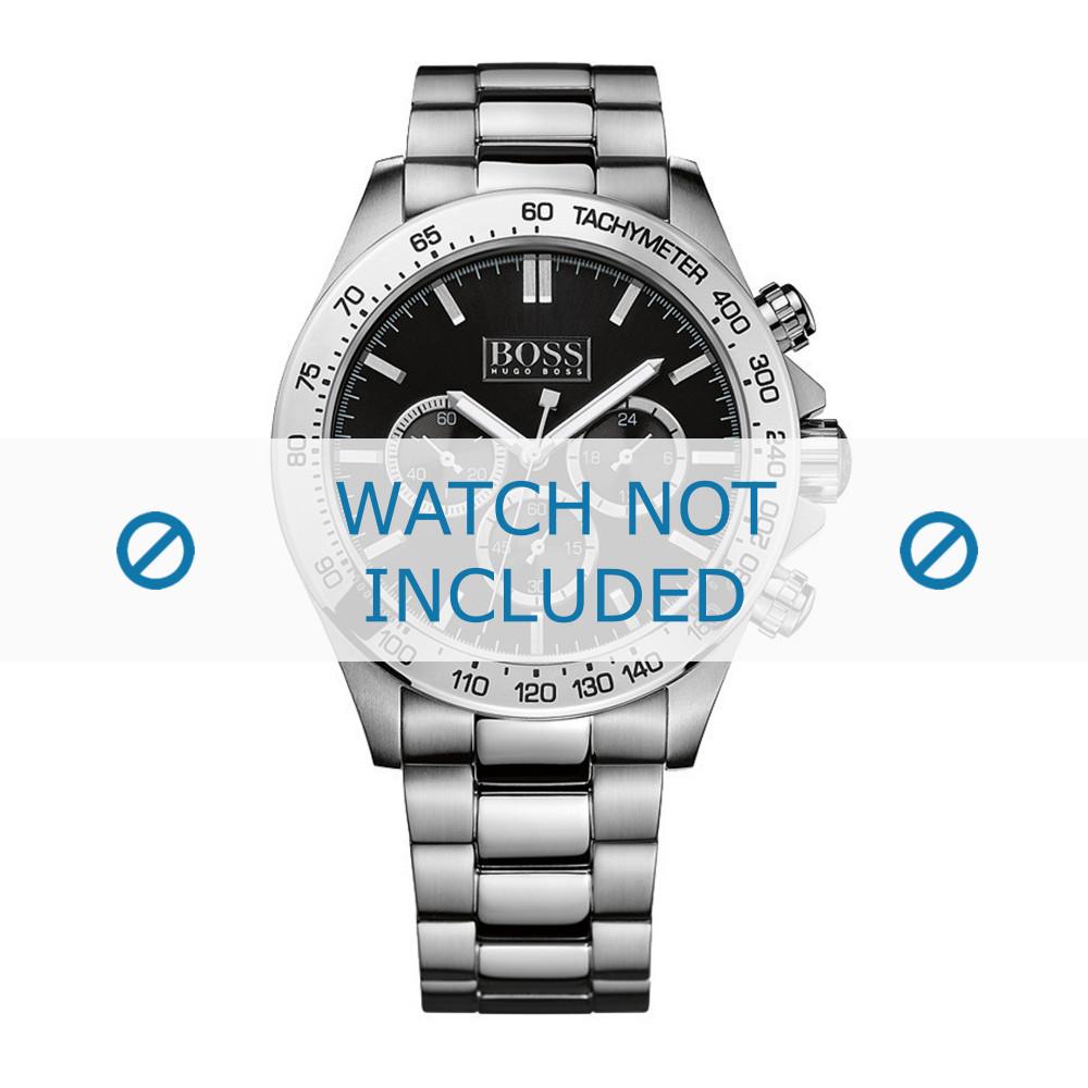 440a47a3b21c Correa de reloj Hugo Boss HB-213-1-14-2602   HB1512965 Acero 22mm