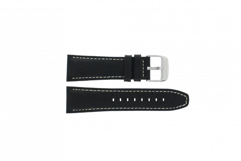 7602d27eae3d Correa de reloj Lotus 15536 Cuero Negro 26mm