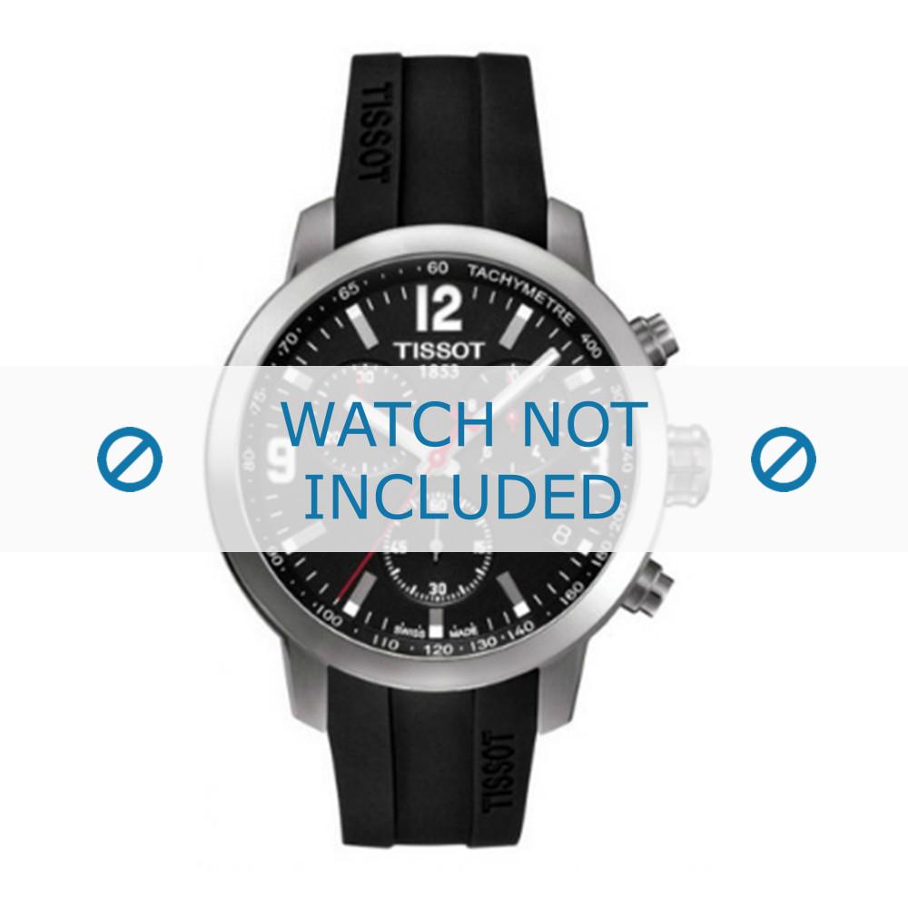 546cb2b91a1 Correa de reloj Tissot T055.417.A PRC 200   T461   T055417A ...