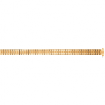 Correa de reloj Universal FEB603 Acero Chapado en oro 8mm