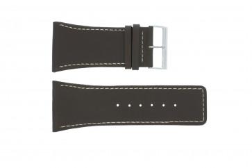Correa de reloj Universal P310 Cuero Marrón 38mm