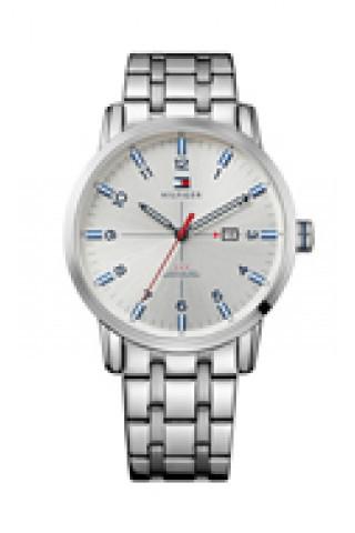 073414d0a143 Correa de reloj Tommy Hilfiger TH-202-1-14-1374   TH679001113 Acero