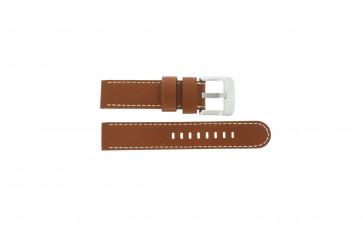 Danish Design correa de reloj IQ12Q711 / IQ12Q888 Piel Marrón 20mm