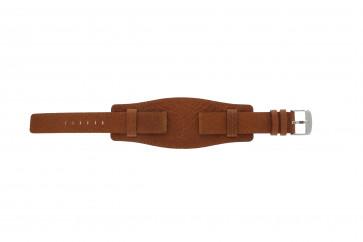 Correa de reloj WoW B0222 Cuero Cognac 18mm