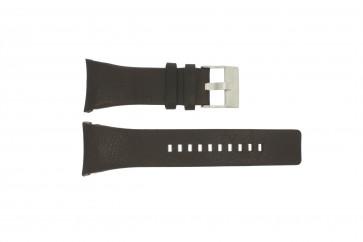 Correa de reloj Diesel DZ1156 Cuero Negro 30mm