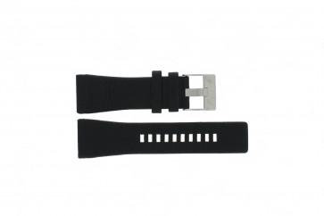 Correa de reloj Diesel DZ1116 / DZ1115 Cuero Negro 29mm