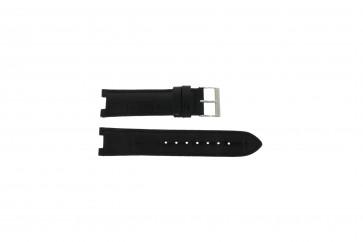 Guess correa de reloj W11607L2 Piel Negro 19mm