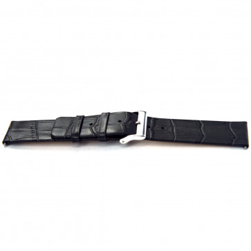 Correa de reloj Universal G810 Cuero Gris 20mm
