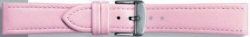 Cuero genuino rosa 22mm 283